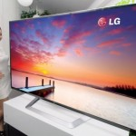 84-дюймовый 3D-телевизор от LG!