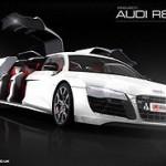 Суперкар Audi R8 превратили в самый быстрый в мире лимузин!