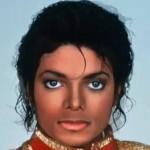 Трансформация лица Майкла Джексона!