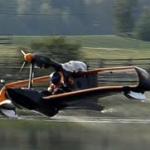 Сверхлегкий гидросамолет FlyNano!