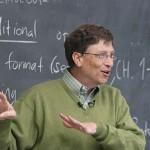 Билл Гейтс дает советы школьникам!