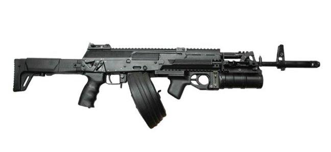Новейший автомат АК-12 скоро заменит все автоматы в армии!
