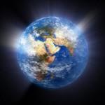 Ночные виды планеты из космоса!