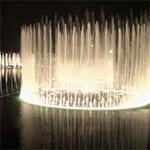 Поющие фонтаны в Дубае!