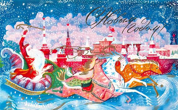 Zmurki.com поздравляют с Новым Годом!