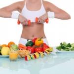 Как стать стройной с помощью диеты!