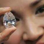 Абсолютное совершенство: крупнейший в мире бесцветный бриллиант!