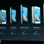 Корпорация Apple представила iPhone SE!