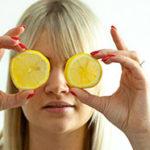 Полезное применение обычного лимона!